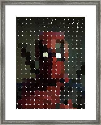 Deadpool Framed Print by Harold Belarmino
