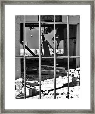 Decon Lasalle Blvd Framed Print by Reb Frost