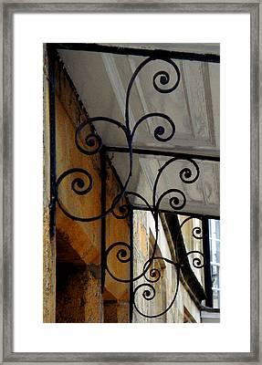 Decor Framed Print by Roberto Alamino