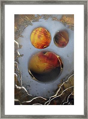 Deep Space Framed Print by Arlene  Wright-Correll
