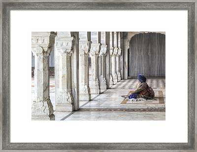 Delhi - India Framed Print by Joana Kruse