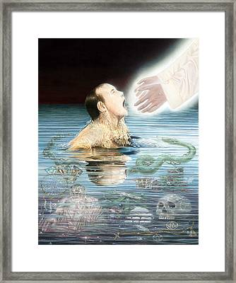 Deliverance  Framed Print by Curt Hammell