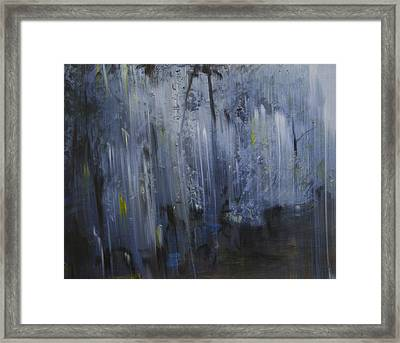 Deluge Framed Print by Calum McClure