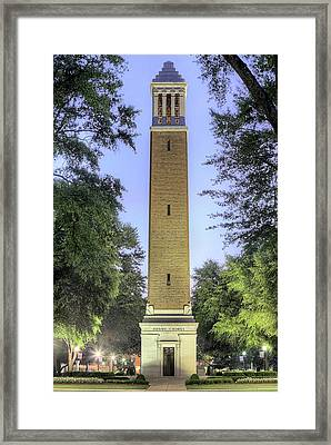 Denny Chimes Framed Print by JC Findley