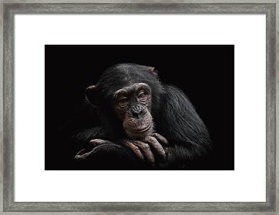 Depression  Framed Print by Paul Neville