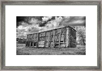 Derailed #2 Framed Print by Stephen Stookey