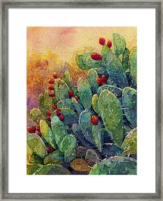 Desert Gems 2 Framed Print by Hailey E Herrera