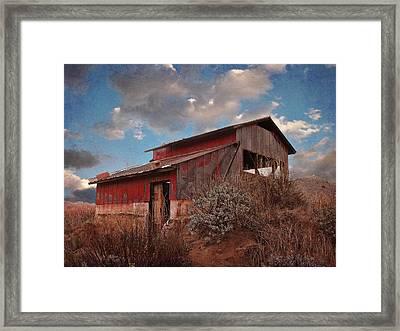 Desert Hideaway Framed Print by Glenn McCarthy Art and Photography