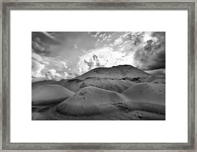 Desert Of Opa Locka #2 Framed Print by Stephen Mack