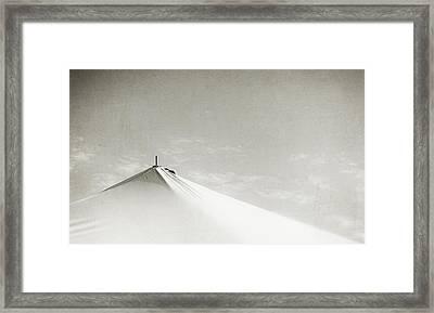 Desert Peak Framed Print by Scott Norris