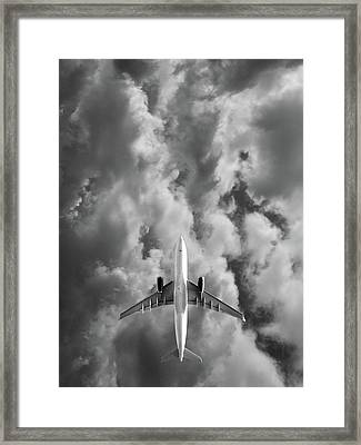 Destination Unknown Framed Print by Mark Rogan