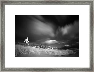 Destination Framed Print by William Lee