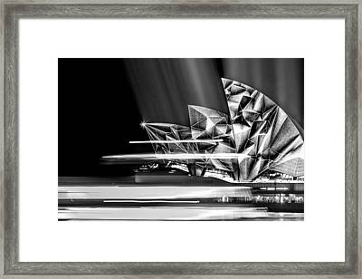 Diamond Designs Framed Print by Az Jackson