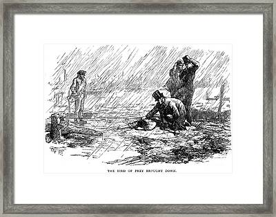 Dickens: Our Mutual Friend Framed Print by Granger