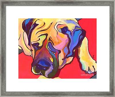 Diesel   Framed Print by Pat Saunders-White