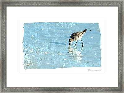 Dig In Framed Print by Marvin Spates