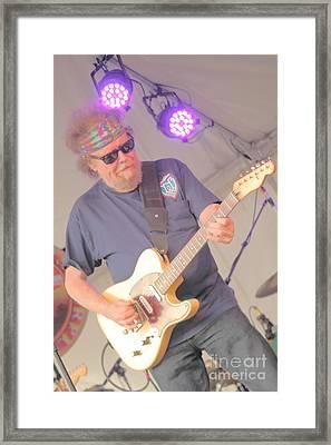Dim Lights Thick Smoke Framed Print by Jesse Ciazza