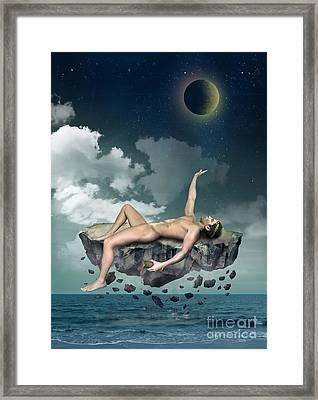 Dionysus Framed Print by Mark Ashkenazi