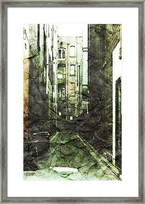 Discounted Memory Framed Print by Andrew Paranavitana