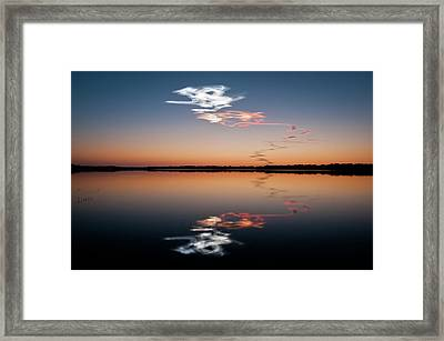 Discovered Framed Print by Mark Englert