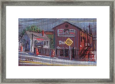 Dixie Exterminators Framed Print by Donald Maier
