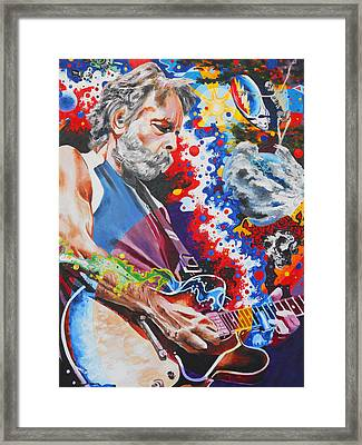 Dizzy With Eternity Framed Print by Kevin J Cooper Artwork