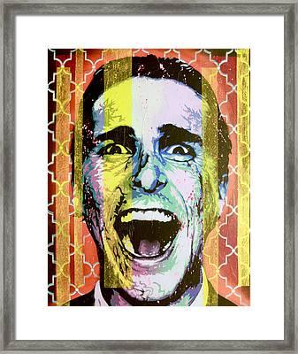Do You Like Huey Lewis And The News? Alternate Framed Print by Bobby Zeik