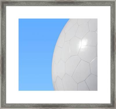 Dome Framed Print by Wim Lanclus