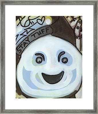 Don't Be Cruel Framed Print by Robert Wolverton Jr