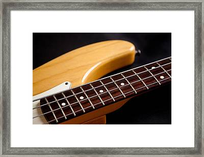 Dont Fret Framed Print by Peter Tellone