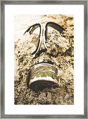 Doomsday Annihilation  Framed Print by Jorgo Photography - Wall Art Gallery