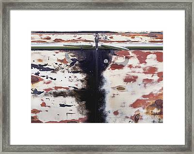 Double Framed Print by Glennis Siverson