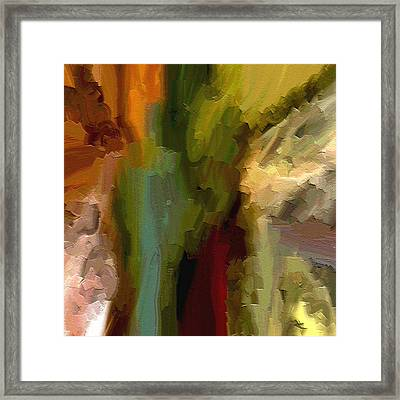 Double Indemnity Framed Print by Ely Arsha