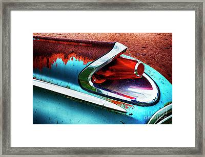 Down In The Dumps 16 Framed Print by Bob Christopher