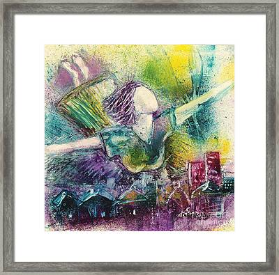 Dream Come True Framed Print by Deborah Nell