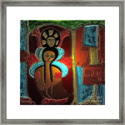 Dream - The Music Of Soul Framed Print by Latha Gokuldas Panicker