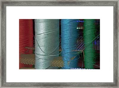Dream Weaver Framed Print by David Kehrli