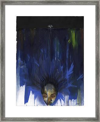 Dreamer Framed Print by Anthony Burks Sr