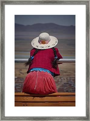 Dreamer Framed Print by Skip Hunt