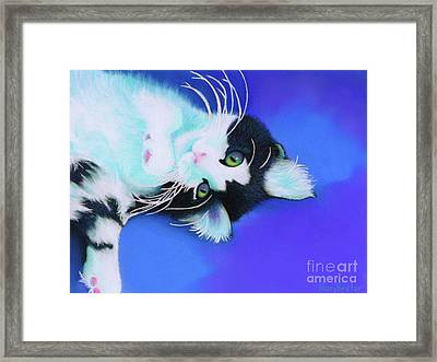 Dreamer Framed Print by Tracy L Teeter