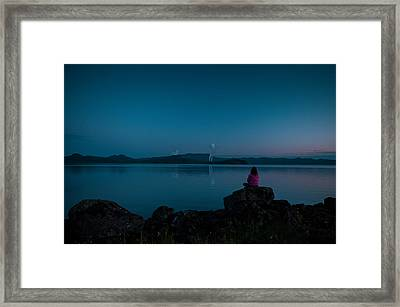Dreaming Framed Print by Mirra Photography
