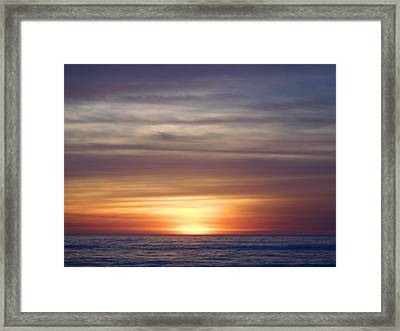 Dreaming Of Home Framed Print by Patricia Lyons