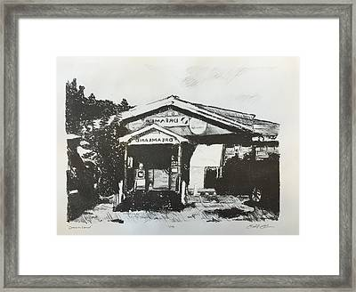 Dreamland Framed Print by Eric Griffin