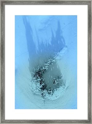 Dreams Of The Sea 2 Framed Print by Susanne Van Hulst
