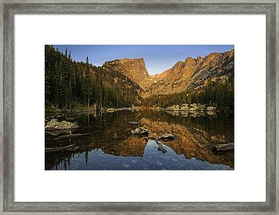 Dreams Framed Print by Thomas Schoeller