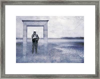 Dreamscape Framed Print by Jan Pudney