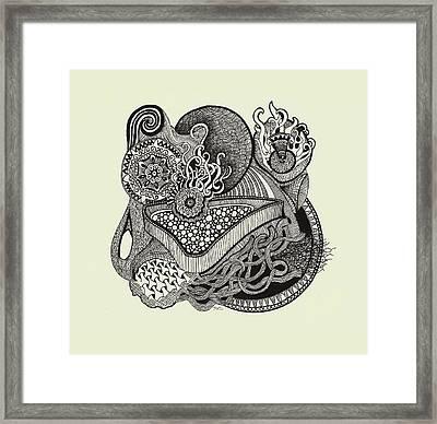 Dreamscapes-1 Framed Print by Sreejith V