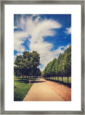 Drink It In Framed Print by Laurie Search