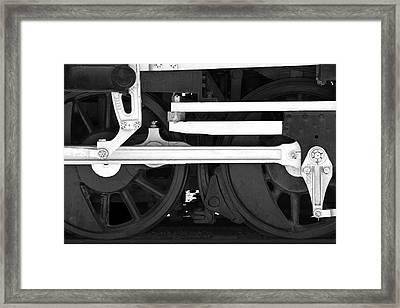 Drive Train Framed Print by Mike McGlothlen