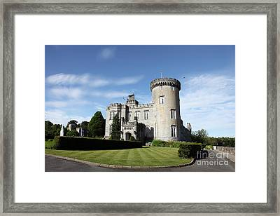 Dromoland Castle Co. Clare Framed Print by Ros Drinkwater